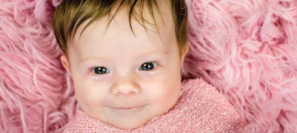 Lise, 8 weken oud | Newborn shoot Beuningen