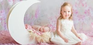 Estella, 9 dagen oud | Newborn shoot Veghel