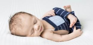Milan, 6 dagen oud | Newbornshoot