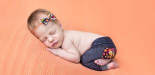 Roosje, 14 dagen oud | Newbornshoot