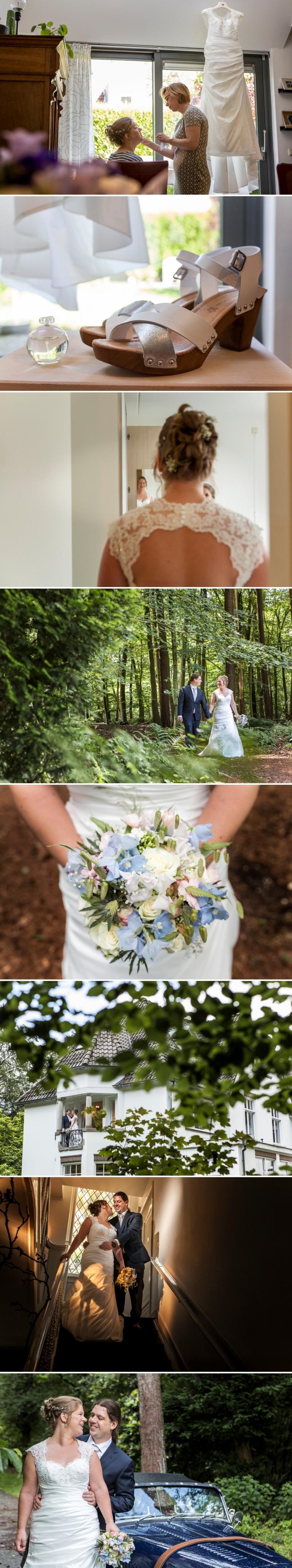 Bruidsfotografie Malden Nijmegen Mook