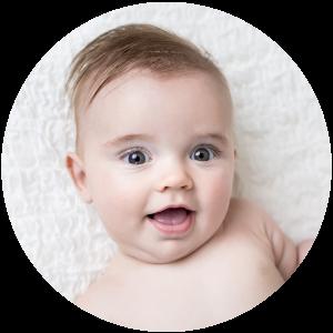 Babyfotografie in de studio in Beuningen bij Nijmegen