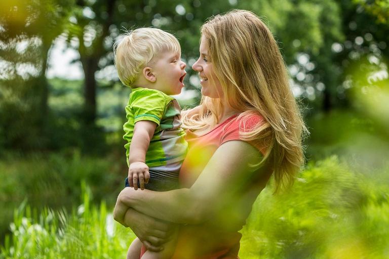 Gezinsfotografie Nijmegen Beuningen Elst Lent gezinsfotograaf